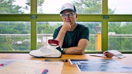 觀賞汀克·哈特菲爾德:鞋款設計。第 1 季第 2 集。