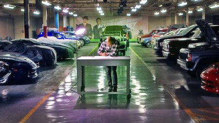 觀賞雷夫·吉爾斯:汽車設計。第 1 季第 5 集。